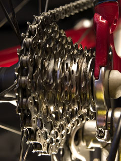 racing bicycle cassette
